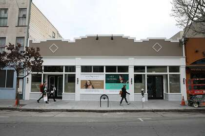 How does a retail space stay empty in San Francisco for 16 years