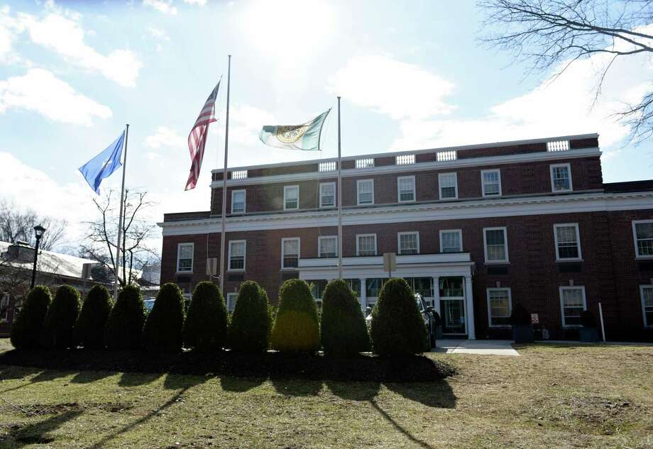 The Nathaniel Witherell short-stay rehabilitation and nursing home in Greenwich, Conn. Tuesday, March 19, 2019. Photo: Tyler Sizemore / Hearst Connecticut Media / Greenwich Time