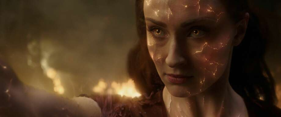 Sophie Turner in 'Dark Phoenix.' (Twentieth Century Fox)