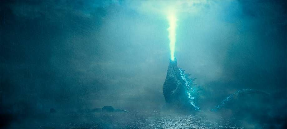 Monsters rising in the disaster movie 'Godzilla: King of the Monsters.' (Warner Bros)