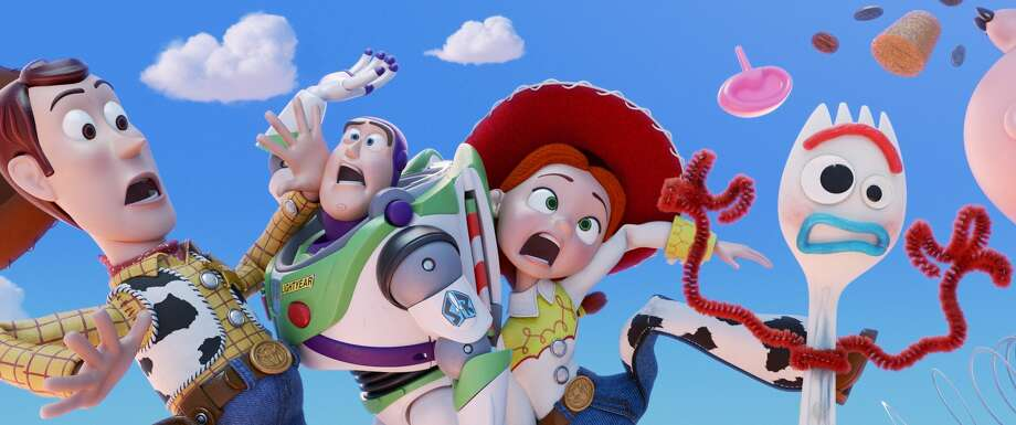 Characters from 'Toy Story 4.' (Disney)