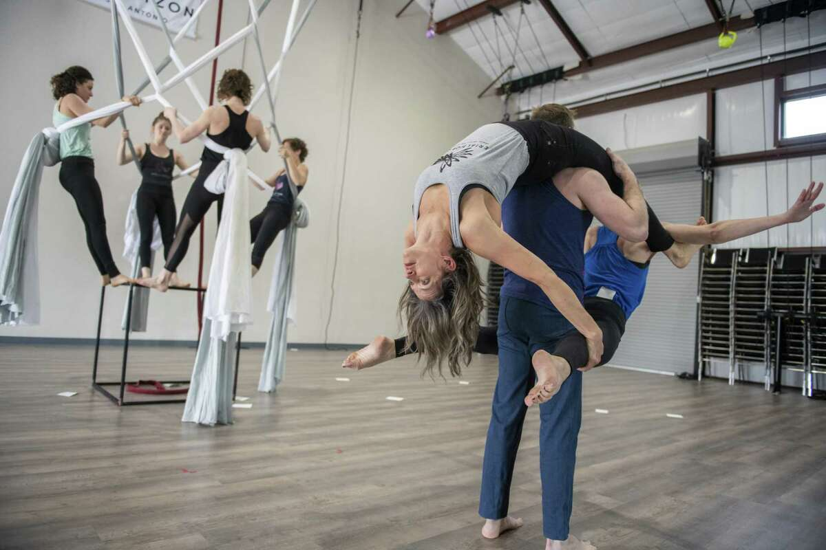 """""""Divulge,"""" which runs April 4-6, will highlight choreography that the company hasn't been able to do in the past."""""""