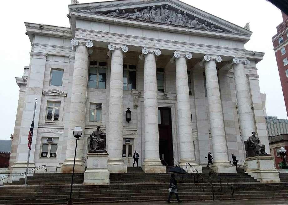 Superior Court at New Haven, Elm Street, New Haven Photo: Helen Bennett / Hearst Connecticut Media