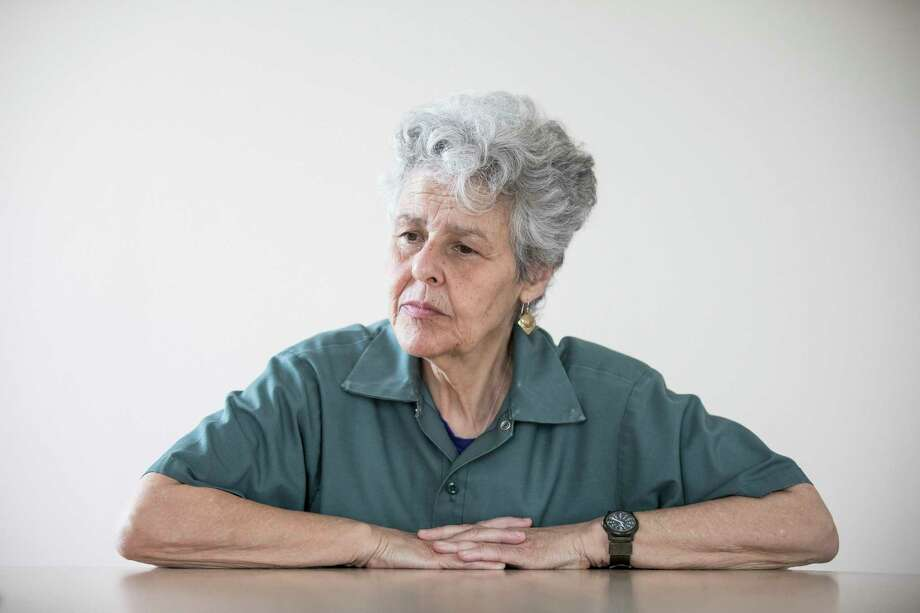 FILE --  Judith Clark at Bedford Hills Correctional Facility for Women in Bedford Hills, N.Y., May 1, 2017. (Damon Winter/The New York Times) Photo: DAMON WINTER / NYTNS