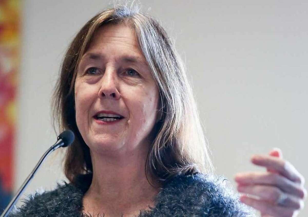 State Senator Nancy Skinner, who authored SB1421.