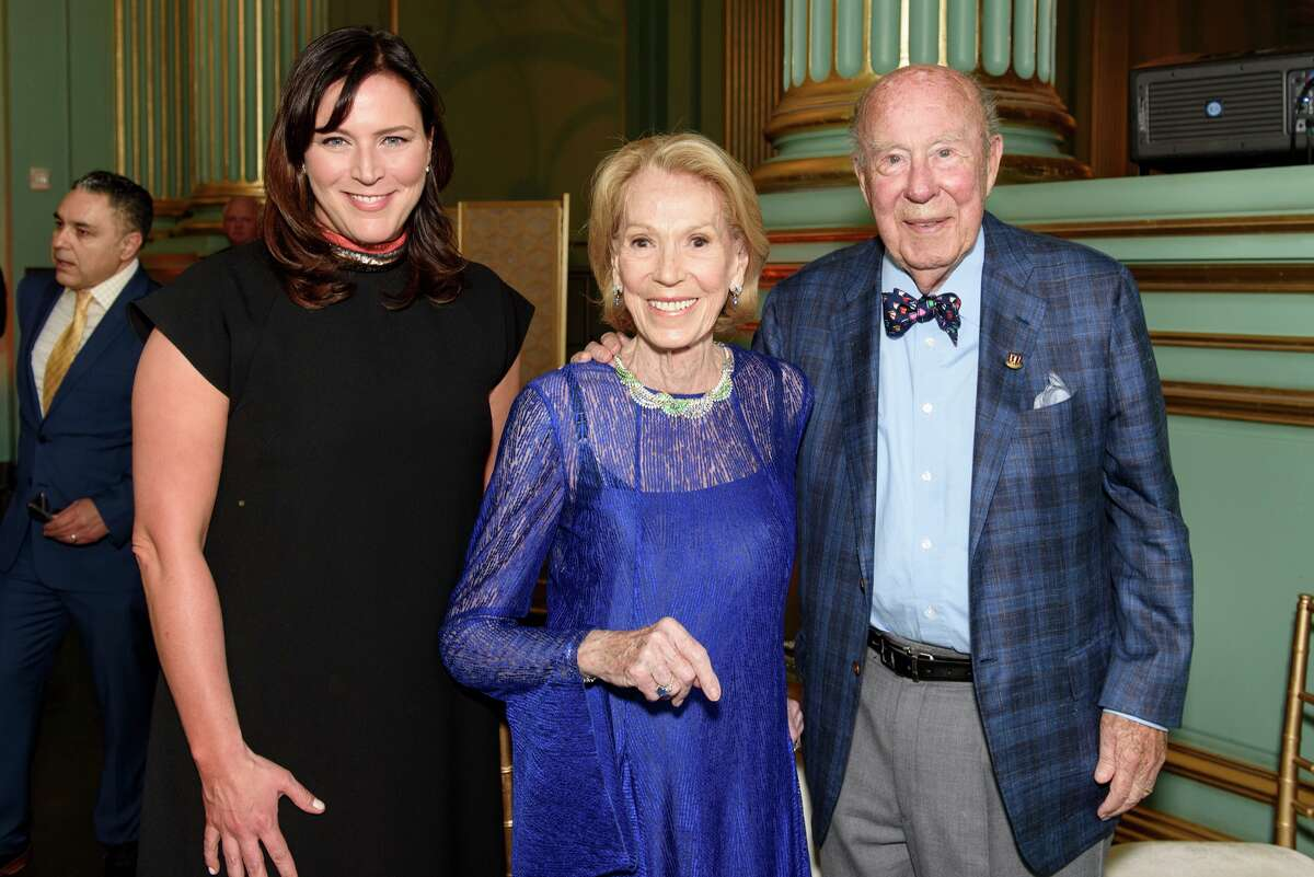 The 2019 Vision SF Visionary of the Year awards held at the San Francisco War Memorial & Performing Arts Center in San Francisco, Calif., Wednesday March 27, 2019.