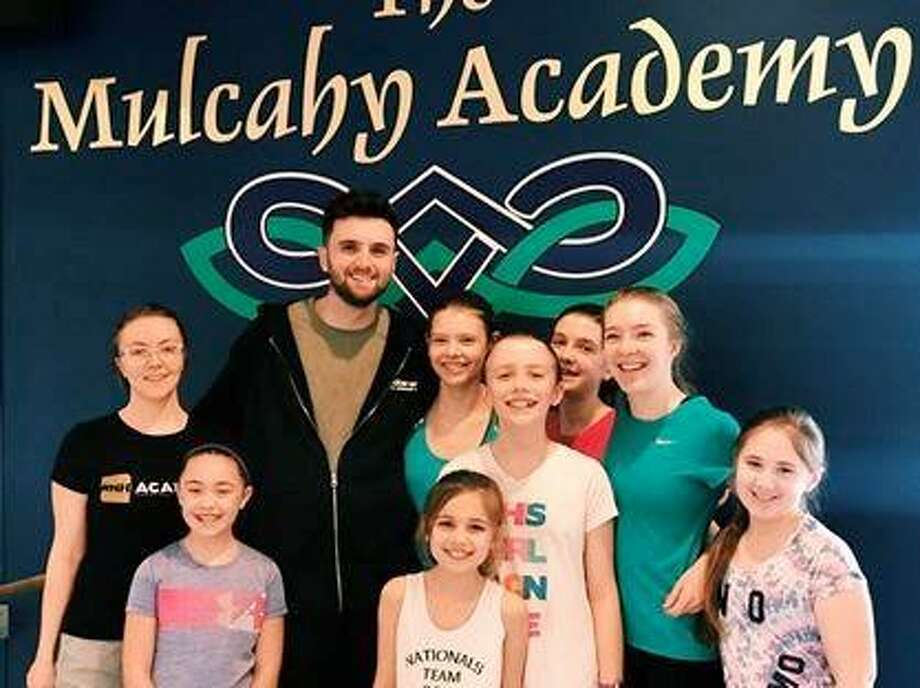 The Buttonwood Tree welcomes the Celtic rock band Tempest on Friday, April 5, 2019 at 8 p.m. Their concert includes a performance by the Mulcahy Academy Dancers, pictured above. Photo: Contributed Photo /