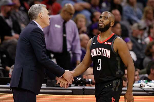 aec30b2a319e Rockets coach Mike D Antoni released from hospital ...