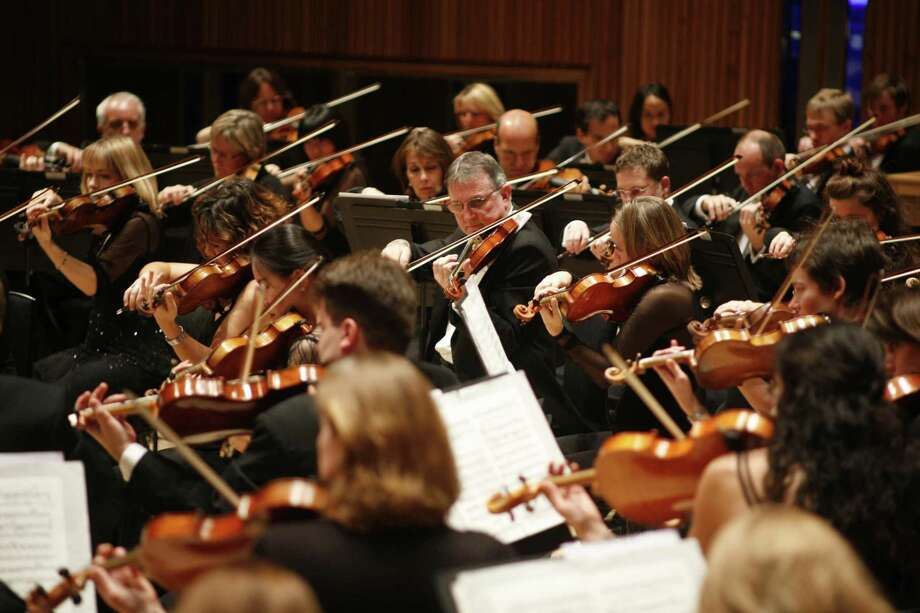 The London Philharmonic is coming to The Palace in Stamford for a special performance Tuesday in tribute to the memory of Lloyd Hull, a longtime Greenwich resident and volunteer who passed away in 2018. A portion of the proceeds will go to the Greenwich-based Young Artists Philharmonic. Tickets are available at 203-325-4466 or at www.palacestamford.org. Photo: Contributed Photo By Edward Gardner /