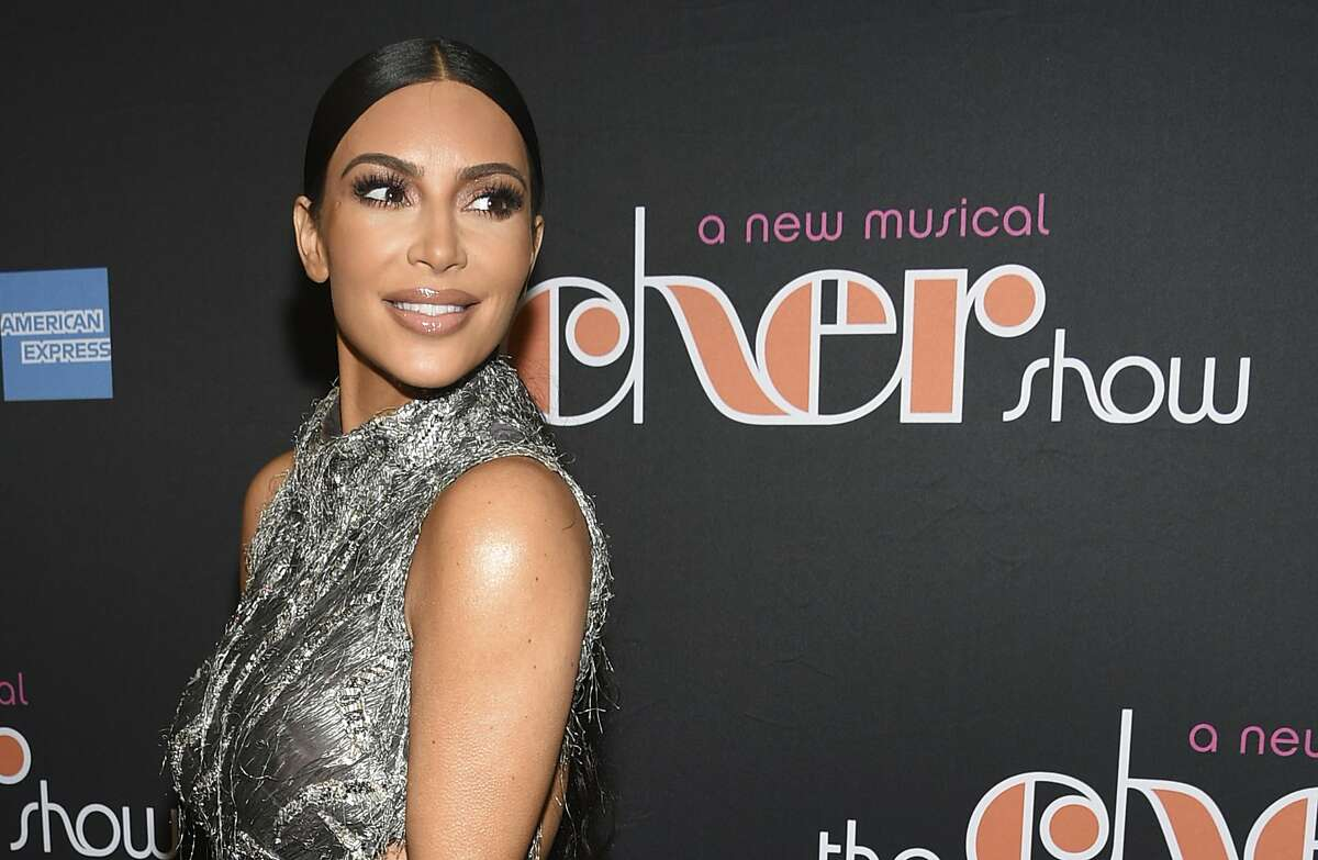FILE - In this Dec. 3, 2018 file photo, Kim Kardashian West attends