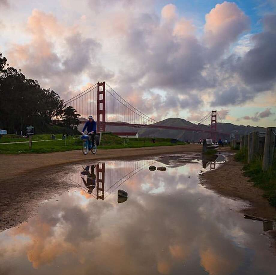 After a cloudy day around the Bay Area on Thursday and into Friday, the San Francisco Bay Area is expected to see some sun over the weekend. Inland spots may hit the 90s.