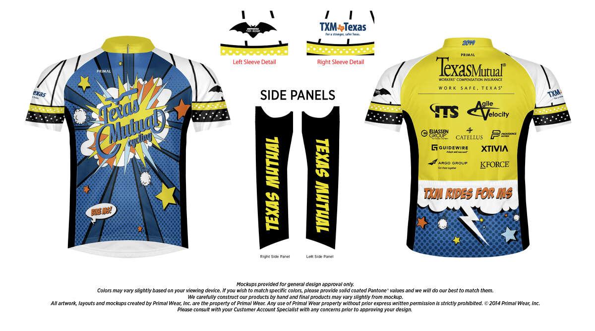 BP MS150: Texas Mutual Cycling
