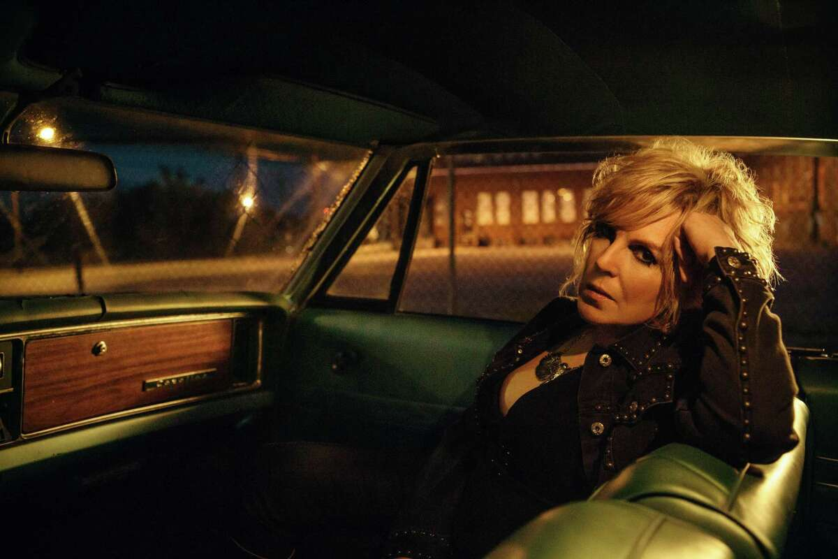 """Lucinda Williams will flesh out the songs from """"Car Wheels on a Gravel Road"""" with stories and photos."""