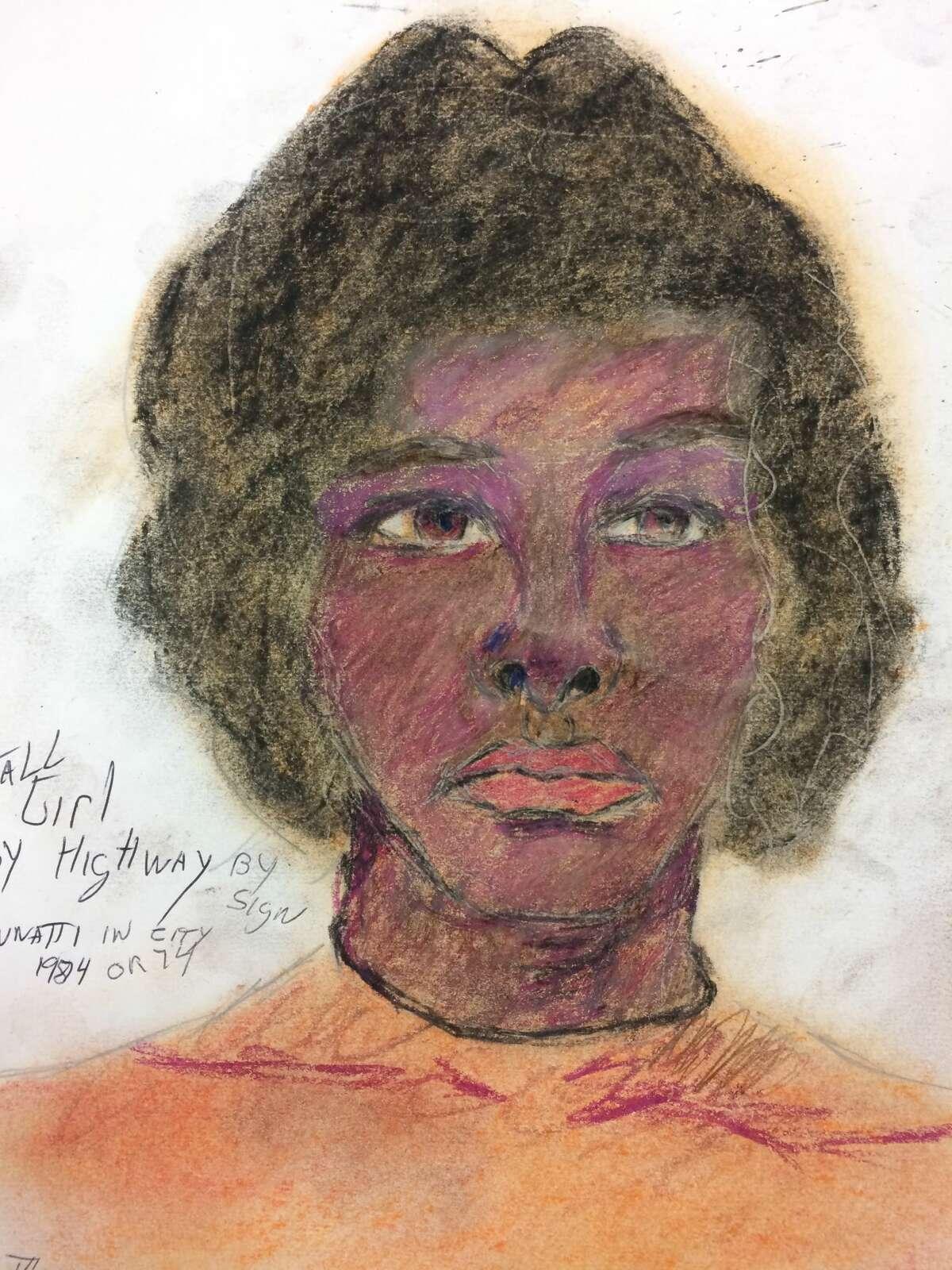 Cincinnati, Ohio Unmatched Confession: Black female killed in 1974.