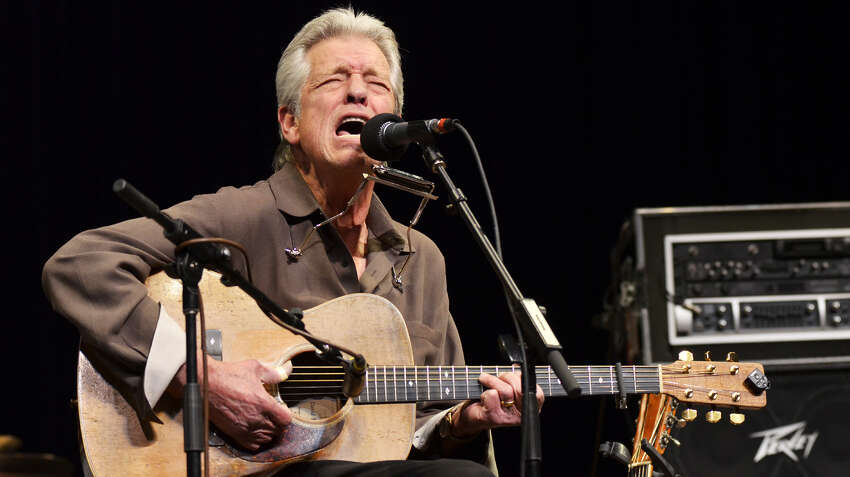 John Hammond performs live on Mountain Stage. (Getty Images)