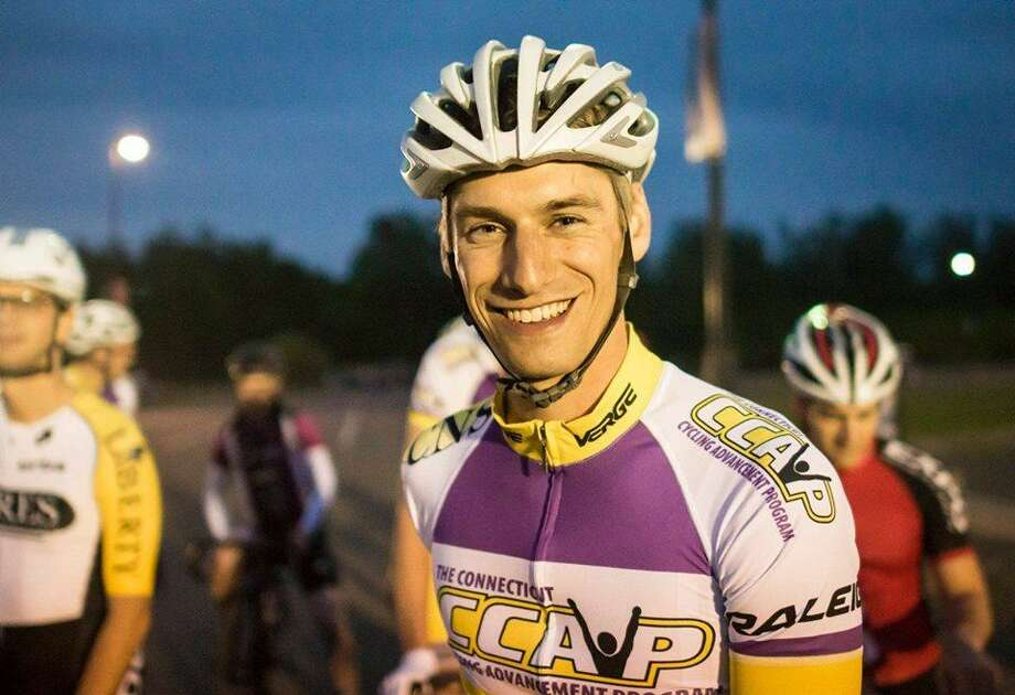 David Hoyle, executive director of the CT Cycling Advancement Program in Middletown, died April 1 in a cycling accident. Photo: Contribute Photo