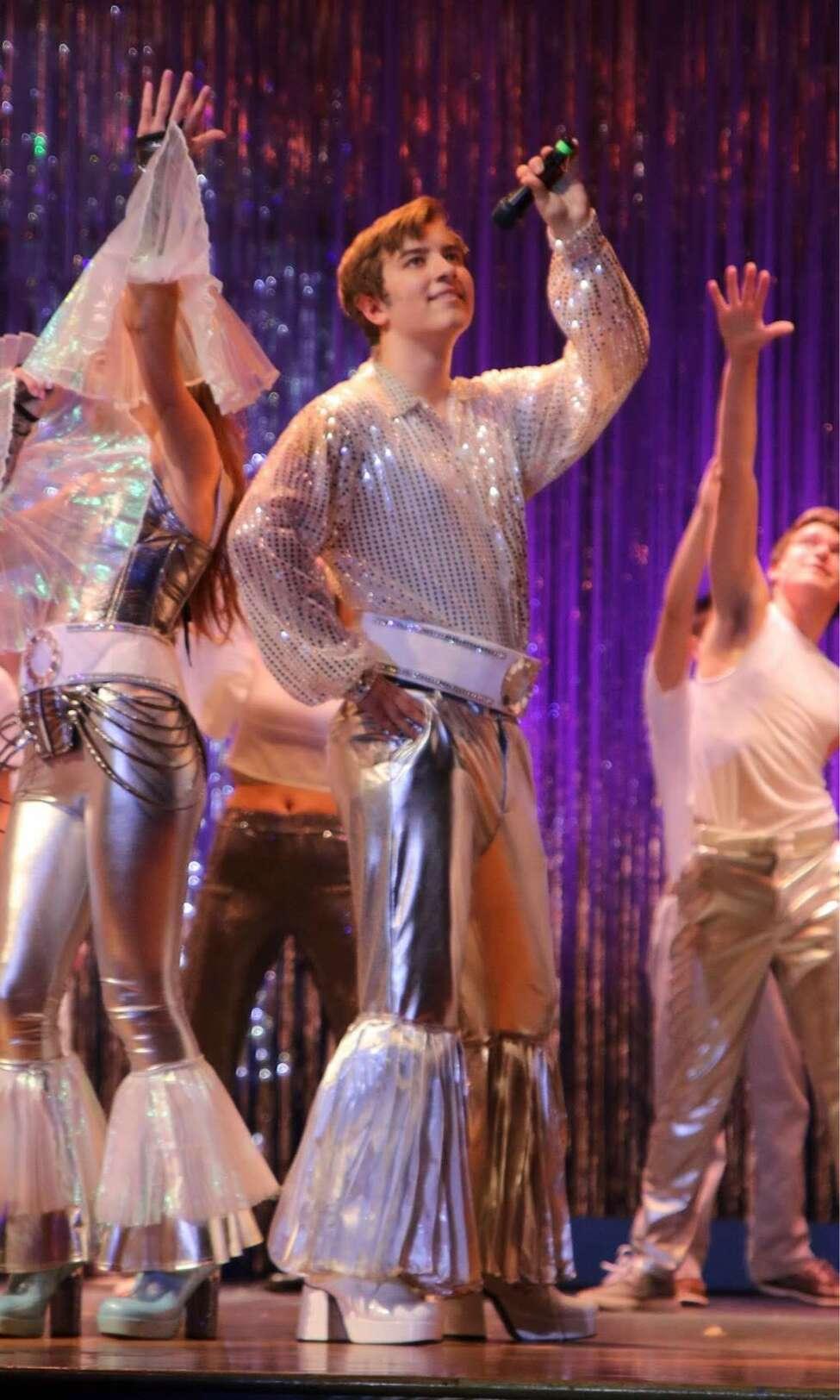 Performances of Voorheesville High School's production of