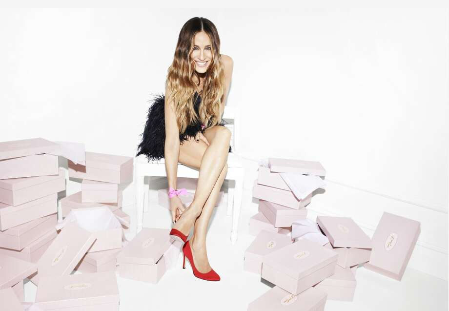 ae36b8bbfe4 Sarah Jessica Parker hosts shoe sale to benefit MD Anderson Cancer Center