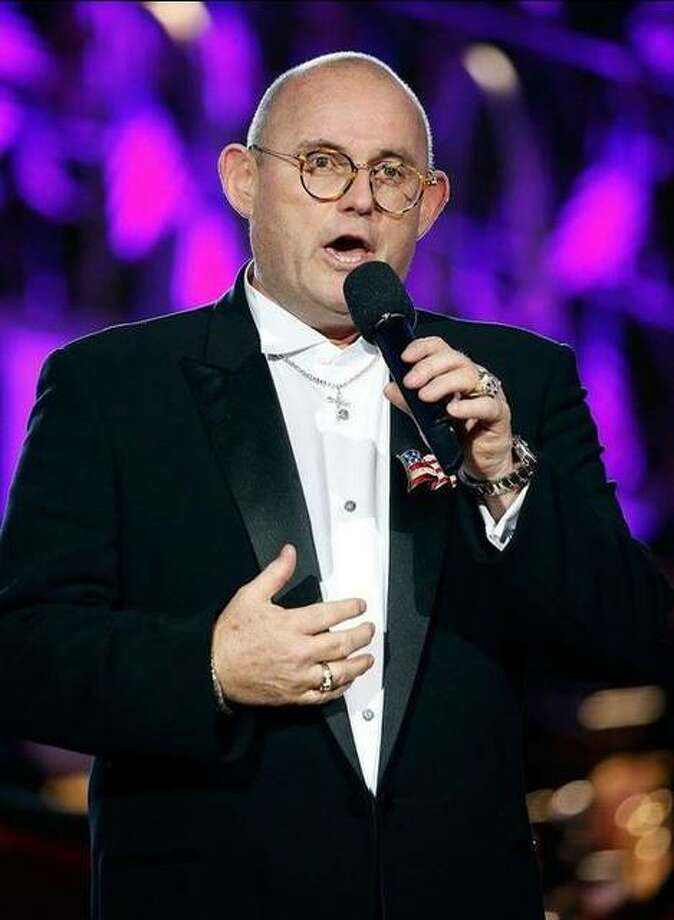 Ronan Tynan will appear at 7:30 p.m., Saturday, April 6, at the Hatheway Cultural Center on the Lewis and Clark Community College campus. Photo: Courtesy Photo