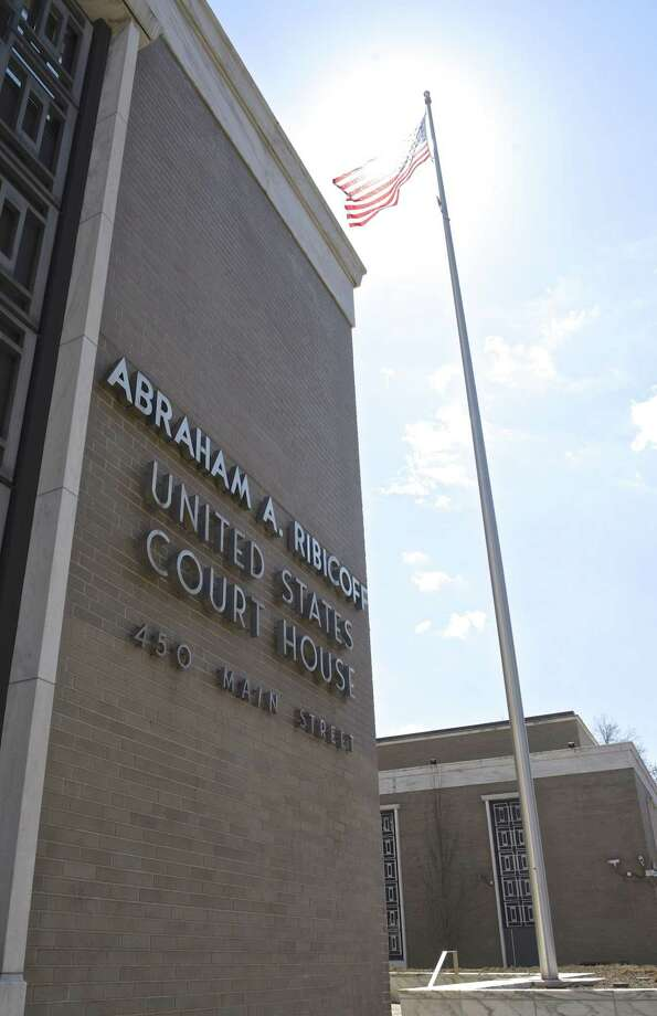 Abraham A. Ribicoff United States Court House in Hartford, Conn,, on Wednesday afternoon. April 3, 2019. Photo: H John Voorhees III / Hearst Connecticut Media / The News-Times