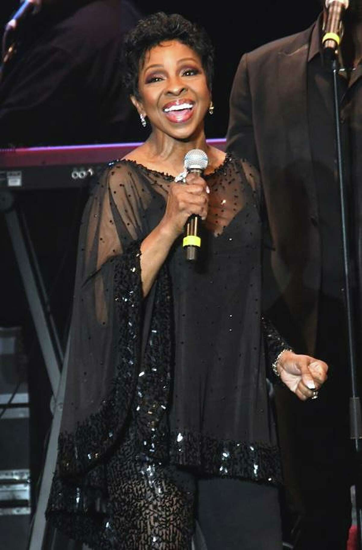 Gladys Knight will headline this year's gala concert at the Tobin Center for the Performing Arts.