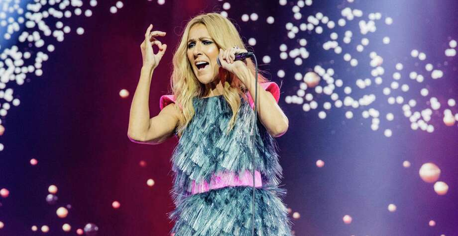 Celine Dion is coming to San Antonio in January. Photo: Brian Purnell