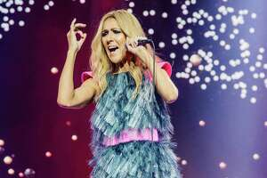 Celine Dion is coming to San Antonio in January.