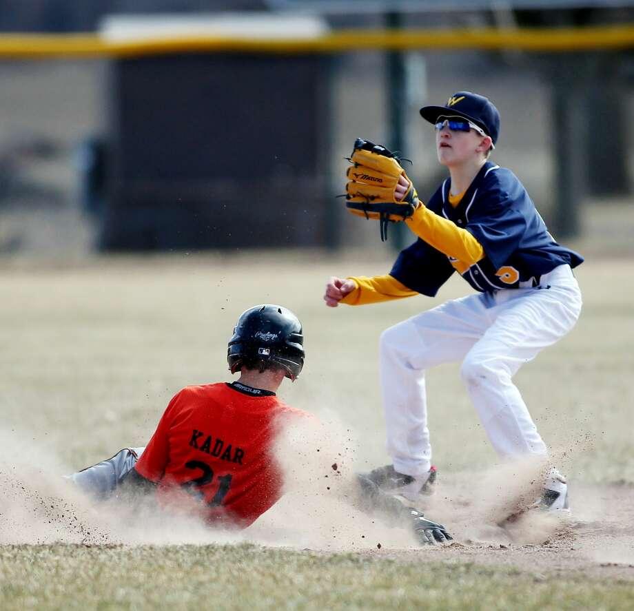 Harbor Beach at North Huron — Baseball Photo: Paul P. Adams/Huron Daily Tribune