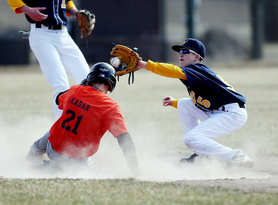 Harbor Beach at North Huron — Baseball Photo: Paul P. Adams/Huron Daily Tribune
