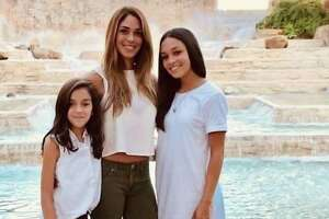 Nichol Leila Olsen is shown with her daughters, London Sophia Bribiescas, left, and Alexa Denice Montez, right. The three were found shot to death in a luxury home in the gated Anaqua Springs Ranch subdivision near Leon Springs on Jan. 10, 2019. The Bexar County Medical Examiner's office ruled Olsen's death a suicide and her daughters' deaths as homicides.