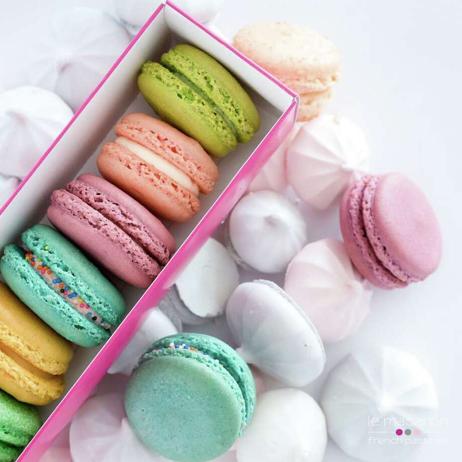French pastry chain Le Macaron announced on Tuesday that the franchise will open its first San Antonio location at the Shops at La Cantera. Photo: Le Macaron/Facebook