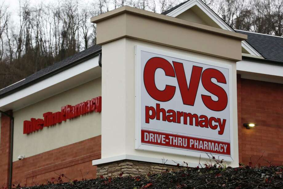 FILE - This Jan. 18, 2017, file photo shows a CVS Pharmacy in Pittsburgh. CVS Health is expanding same-day prescription deliveries nationwide in the latest push by drugstores to keep customers who don't want to wait and are doing more shopping online. (AP Photo/Gene J. Puskar, File) Photo: Gene J. Puskar / Associated Press / Copyright 2017 The Associated Press. All rights reserved.