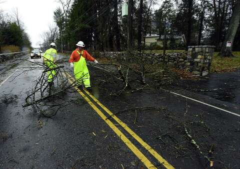 Scattered power outages reported across CT - Connecticut Post