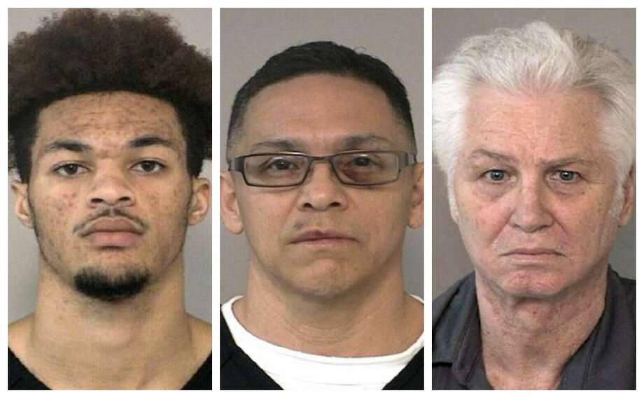 PHOTOS: Felony sex crime arrests The Fort Bend County Sheriff's Office  arrested six people for felony sex crimes throughout February 2019. >>>See mugshots and charges of the accused... Photo: Fort Bend County Sheriff's Office