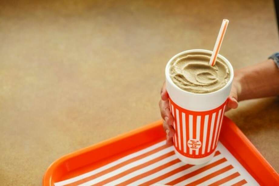 Whataburger confirmed a Dr Pepper Shake is on the menu for a limited time, as many fans reported on social media. Photo: Courtesy, Whataburger
