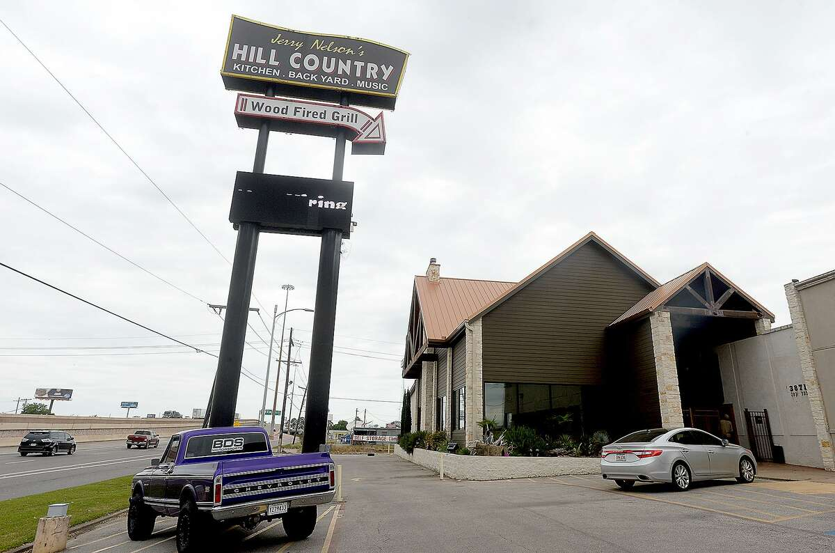 Long-time restaurateur Lawrence Brandon will be opening Brandon's Wood Fired Grill at the former Jerry Nelson's location this month. Brandon says they plan to re-open the dance hall, which will be called The Lucky Nickel Dance Hall & Saloon. The venue will be bringing dancing and live music back to the area, with plans to feature a house band that will perform nightly throughout the week, regional acts on weekends and bigger name acts every couple months. The cuisine, by chef Randy Winshaw, will be heavy on regional and Cajun favorites, including etouffe, chicken and sausage and gumbo, in addition to grilled meats. Photo taken Wednesday, April 3, 2019 Kim Brent/The Enterprise
