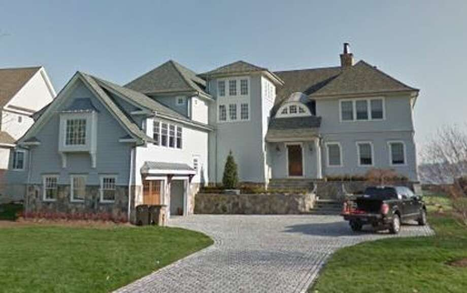 134 Davenport Drive in Stamford sold for $1,200,000. Photo: Google Street View