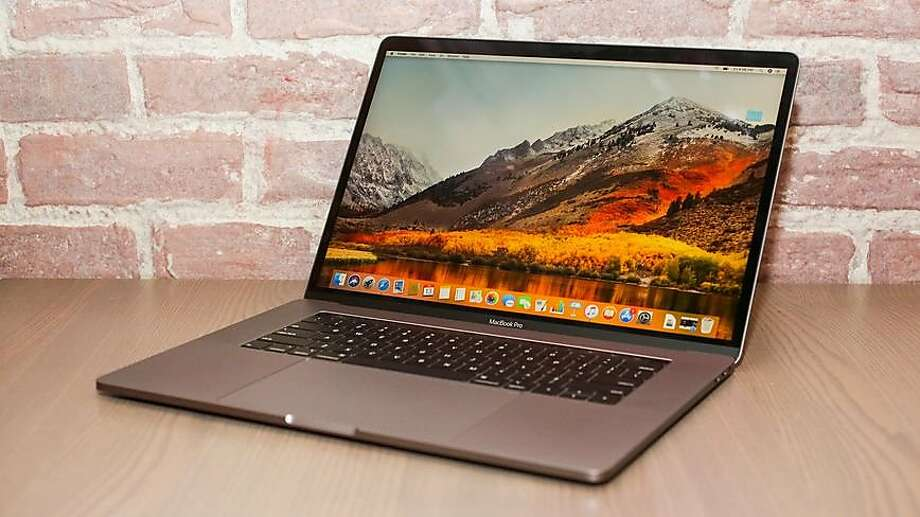Apple MacBook Pro Photo: Apple