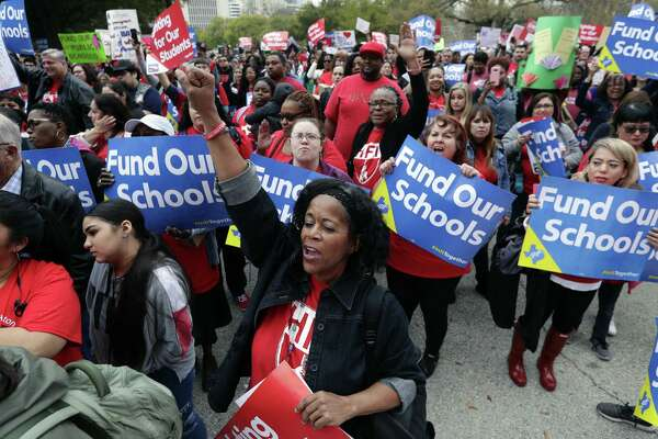 Retired Texas teachers may get extra pension checks, after a