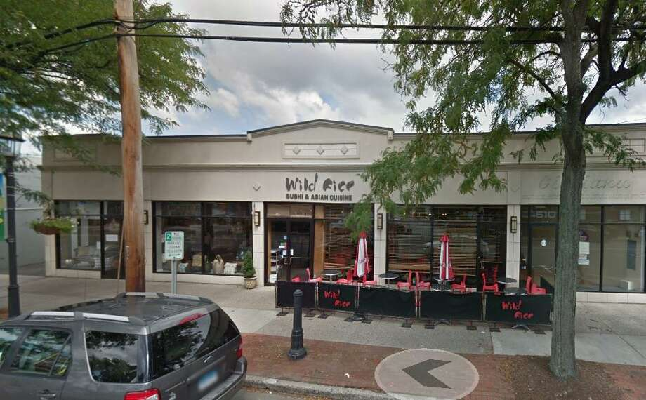 Wild Rice obtained a score of 71, failing a March health inspection. A re-inspection is currently pending. Photo: Humberto J. Rocha / Hearst Connecticut Media / New Canaan News
