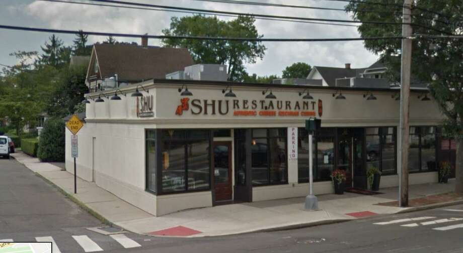 Shu Restaurant failed a March 8 health inspection for obtaining a one 4-point deduction. The restaurant failed an April 8 health re-inspection and another inspection is pending. Photo: Humberto J. Rocha / Hearst Connecticut Media / New Canaan News