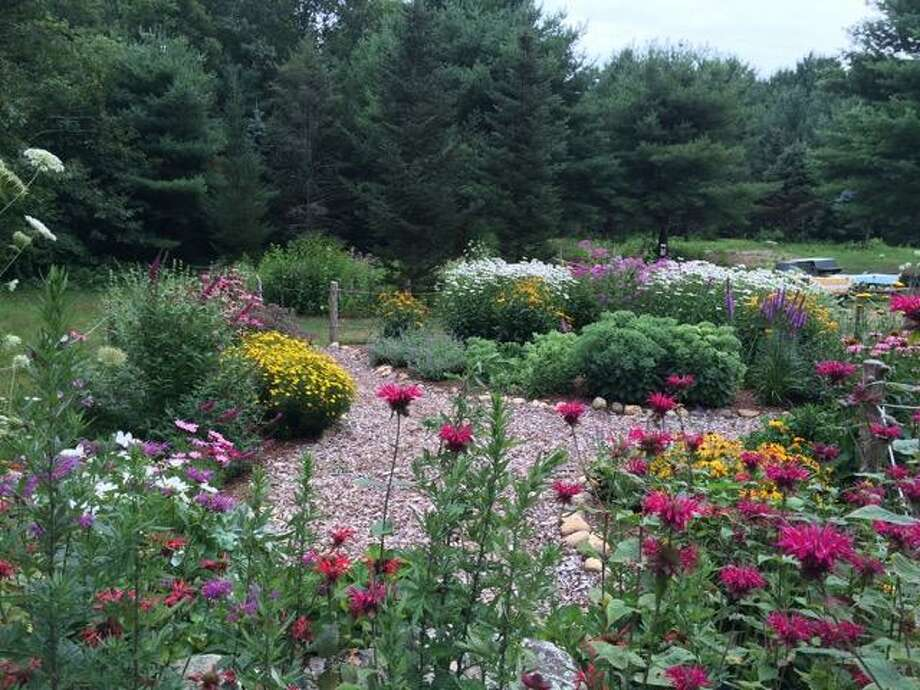 Flanders Nature Center in Woodbury will host a program on Wednesday, April 24  designed to guide people through the process of planning, site and plant selection and the scheduling of gardening activities that will make a garden the most attractive to birds, bees and butterflies. Photo: Contributed Photo