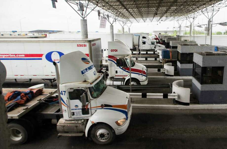 Your produce prices could be rising as truckers wait hours to enter US