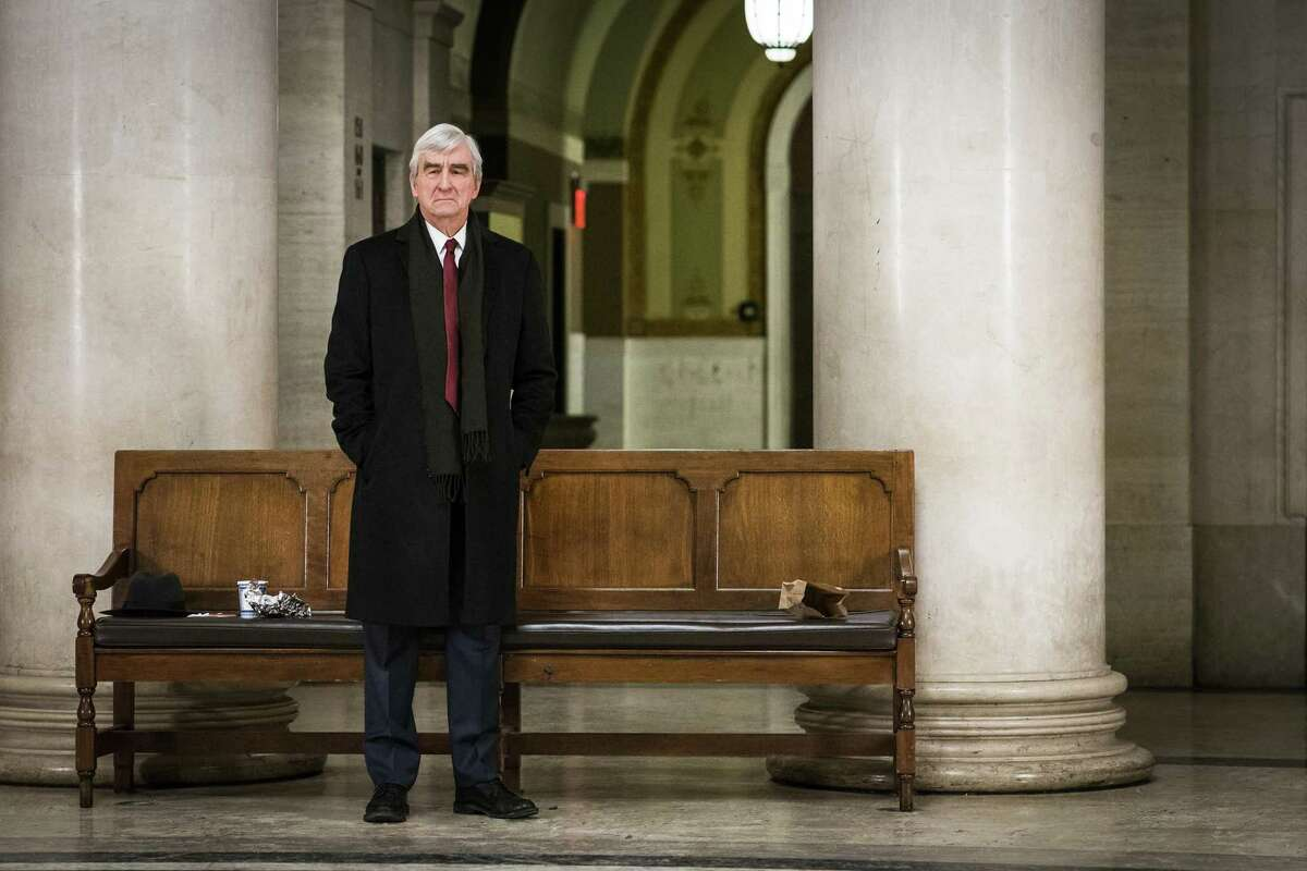 One of television's most enduring roles returned to the airwaves when Sam Waterston returned to the