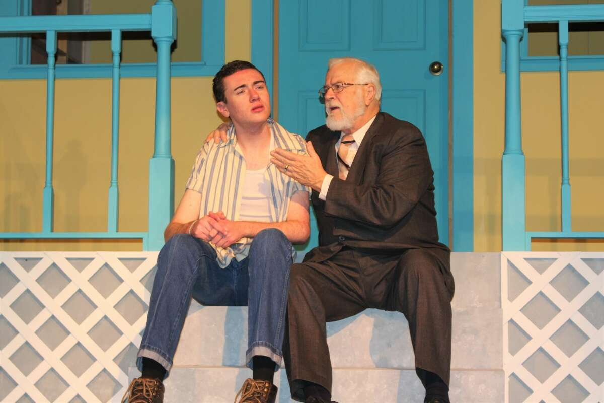 """A small-town community comes to grips with a big secret in Midland Community Theatre's """"Second Samuel."""""""