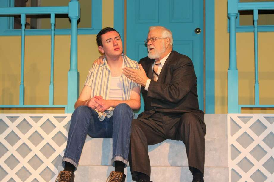 "A small-town community comes to grips with a big secret in Midland Community Theatre's ""Second Samuel."" Photo: Courtesy Photo"