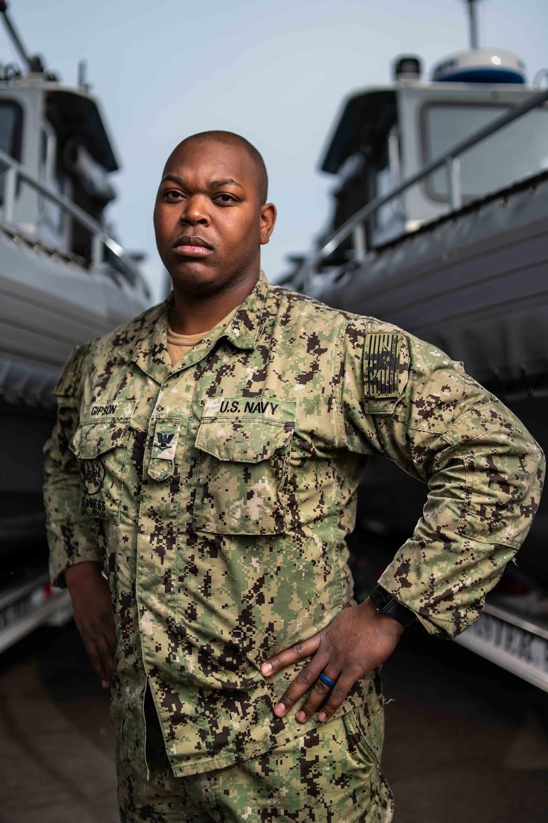 Houston native continues U S  Navy explosive ordnance