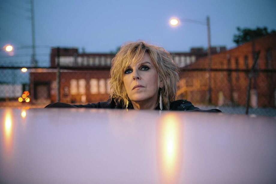 "Lucinda Williams played ""Car Wheels on a Gravel Road"" front to back on Sunday night at the Tobin Center. Photo: David McClister / David McClister Photography, LLC."