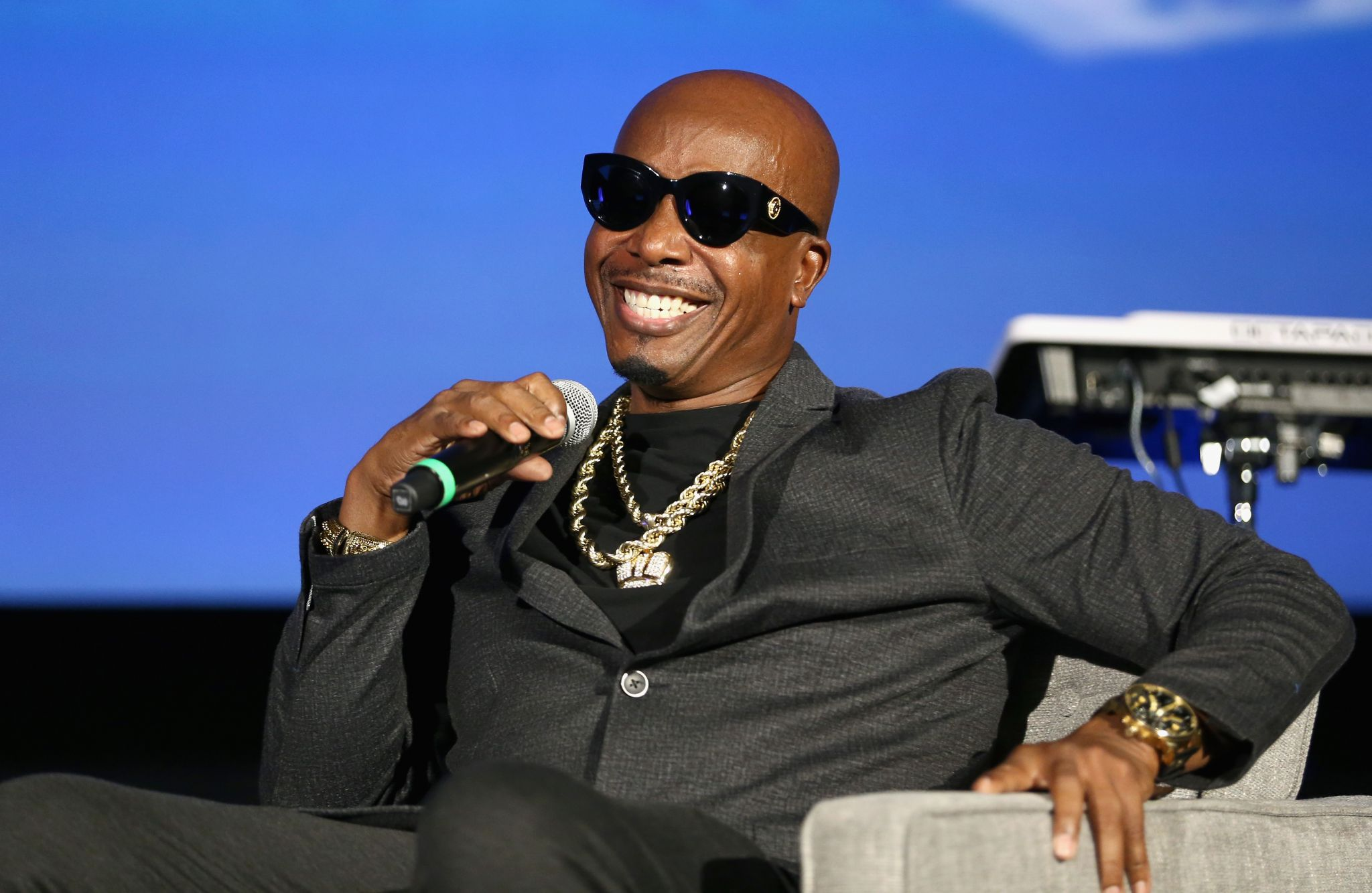 Can't touch this: rapper MC Hammer kicks off first tour since 1991 ...
