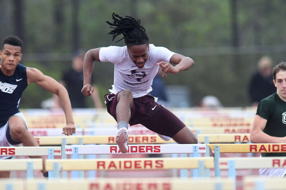 Silsbee's Darshon Turk qualified for the state track and field meet in the 4A boys 110-meter hurdles.